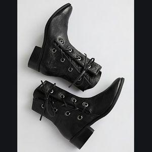 Matisse Shoes - Black Boots